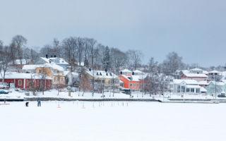 Почему многие хотят провести зимние каникулы в Финляндии?