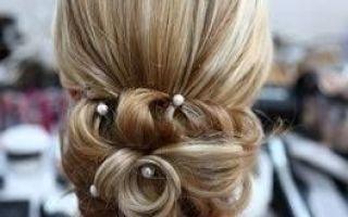 Прически на выпускной с распущенными волосами: пошаговая инструкция