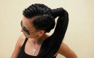 Прически с косами на выпускной: мастер-класс с фото