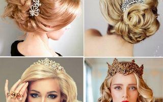 Прически на выпускной из косичек: красивые варианты для разной длины волос