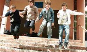 Подвижные игры для 4 класса: правила и описание