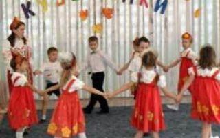 Тематические занятия по народному творчеству: пословицы и поговорки об осени для школьников
