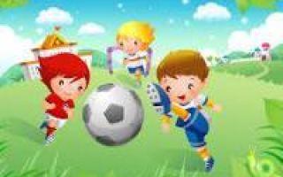 Подвижные игры на свежем воздухе: подборка интересных занятий для разного возраста