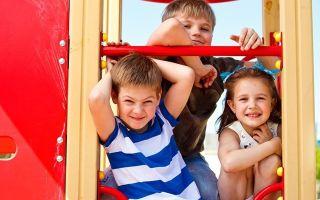 Подвижные игры для малышей: описание занятий