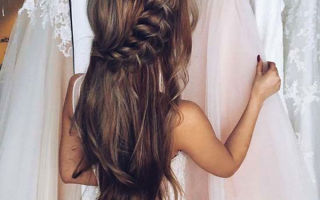 Прически на выпускной для детей: идеи для длинных волос