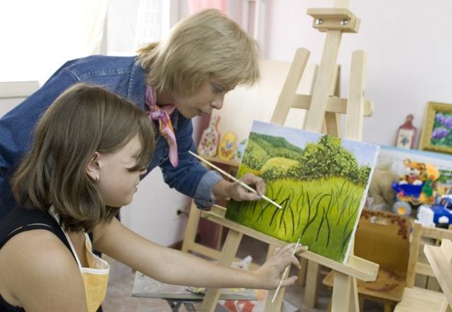 Школа с художественным уклоном: полезная информация