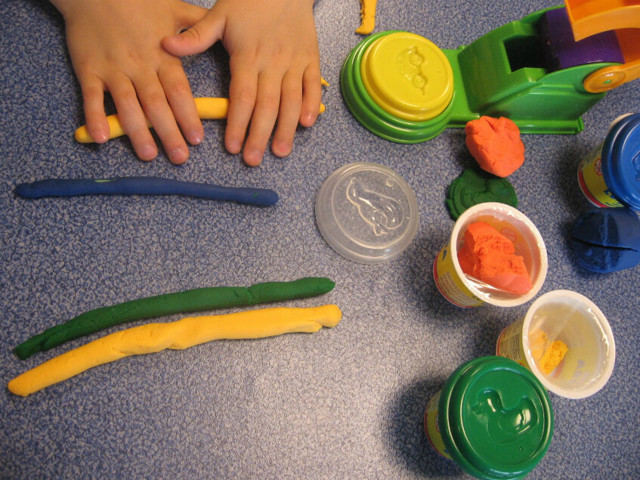 Творческое развитие детей дошкольного возраста