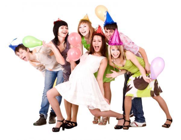 Смешные конкурсы для подростков на день рождения