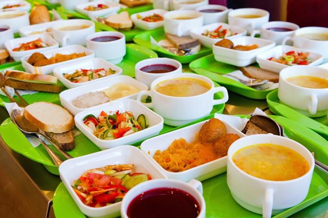 Составляем меню школьной столовой: блюда для школьного питания