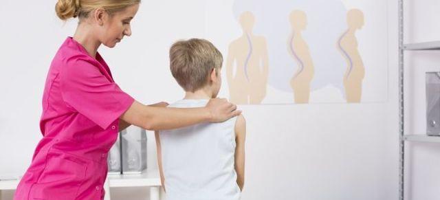 Формирование и коррекция осанки у детей