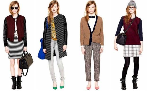 Подбираем одежду в школу для девочек 10-12 лет: строго, но модно