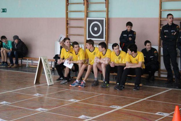 Подвижные игры для 11 класса