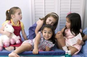 Самые полезные игры для девочек школьного возраста