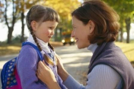 Сопровождение ребенка в школу: родителям на заметку