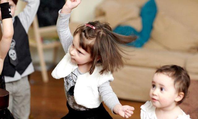 Подвижные игры для малышей