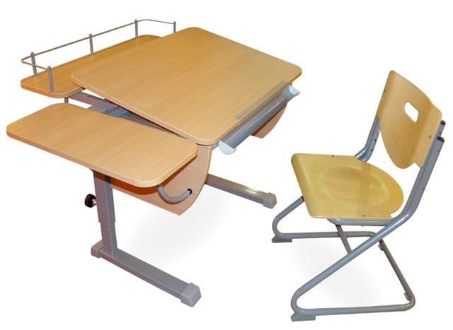 Столы письменные угловые для школьника: правила выбора и расположения