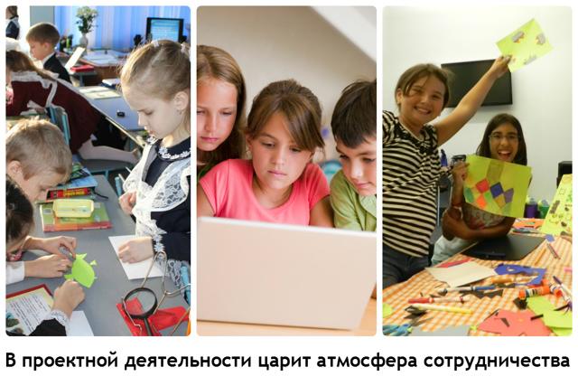 Проектная деятельность школьников — залог хорошего интеллектуального развития